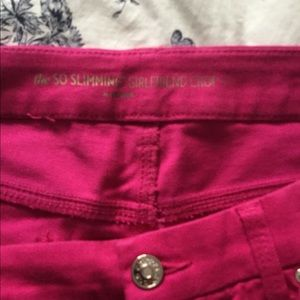 Chico's Pants - Chico's so slimming girlfriend jeans